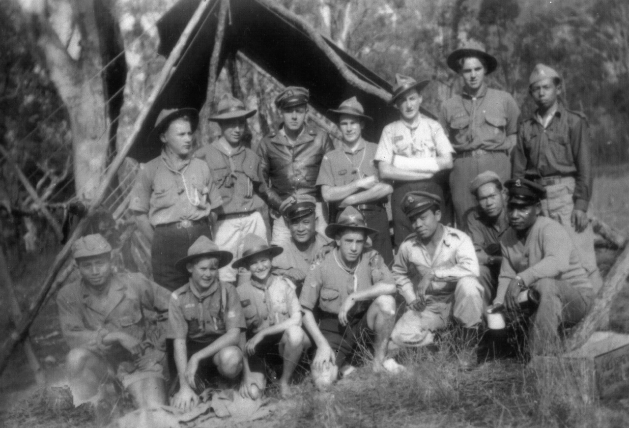 Scouts camps circa early 1940's